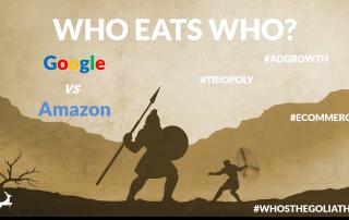 Google vs Amazon David and Goliath